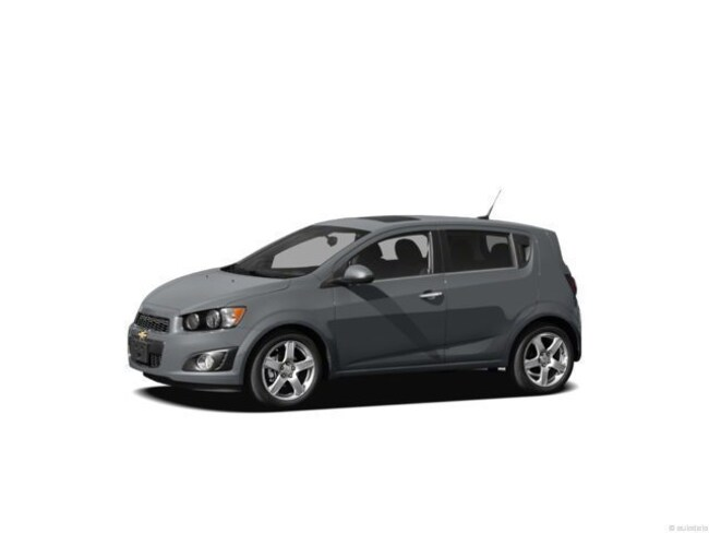 2012 Chevrolet Sonic LT (A6) Hatchback Anchorage, AK