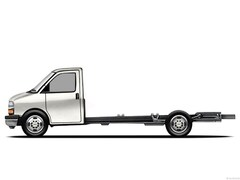 2012 Chevrolet Express Cutaway Work Van Box-Lift Box Truck