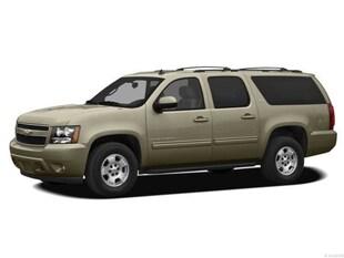 2012 Chevrolet Suburban LT SUBURBAN LT 1500 4WD