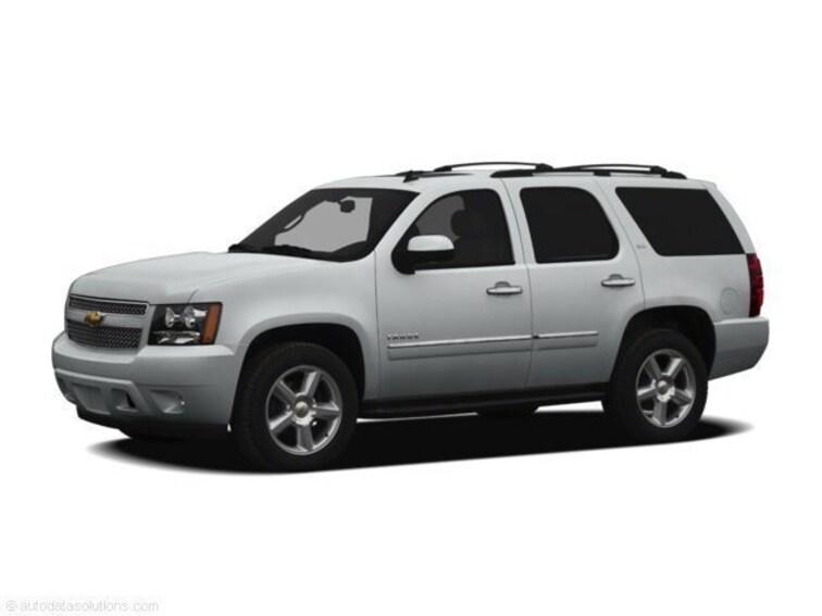 2012 Chevrolet Tahoe 4WD 4DR 1500 LT Wagon