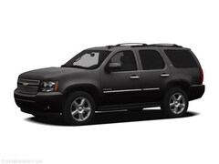 2012 Chevrolet Tahoe Commercial SUV