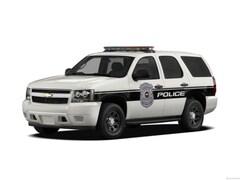 Used 2012 Chevrolet Tahoe Police Vehicle SUV For Sale in Van Wert, OH