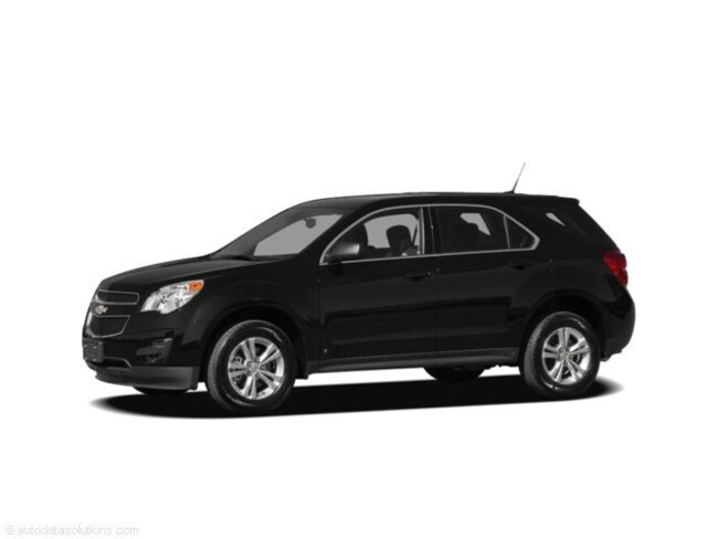 Used 2012 Chevrolet Equinox LT w/1LT FWD 4dr SUV for sale in Houston, TX