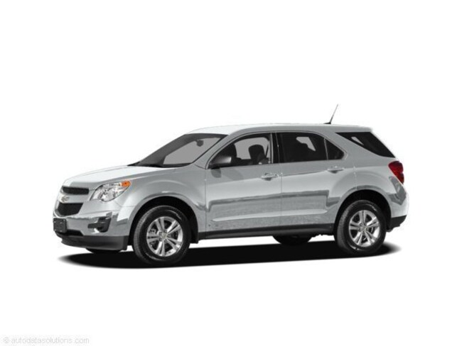 Used 2012 Chevrolet Equinox 1LT SUV for sale in Decatur, IL