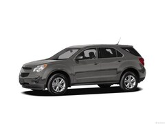 Used 2012 Chevrolet Equinox LT 1LT SUV Concord New Hampshire