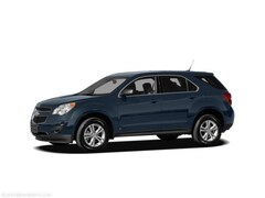 Used 2012 Chevrolet Equinox 1LT SUV in Steubenville, OH