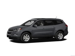 used 2012 Chevrolet Traverse LS SUV at wilson ford