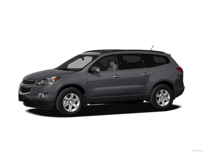 Used 2012 Chevrolet Traverse 1LT SUV for sale in Merced, CA
