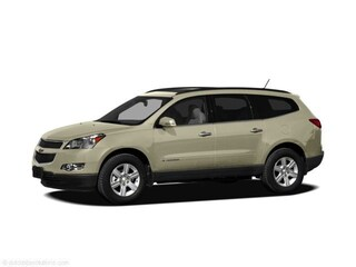 2012 Chevrolet Traverse LT with 2LT SUV
