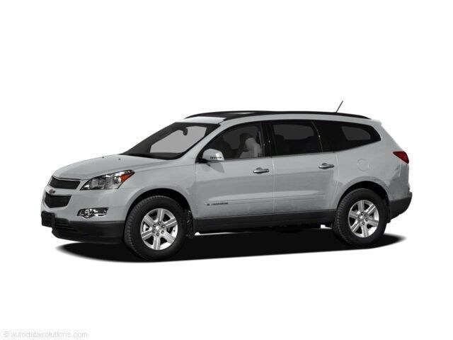 2012 Chevrolet Traverse LS AWD  LS CJ392853