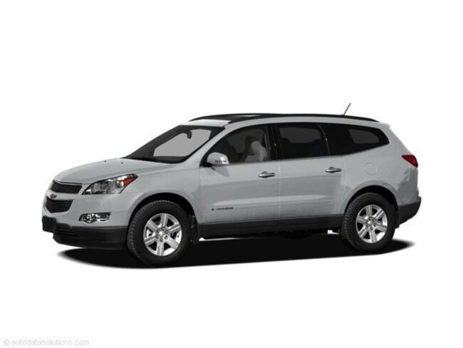 2012 chevrolet traverse ls wagon