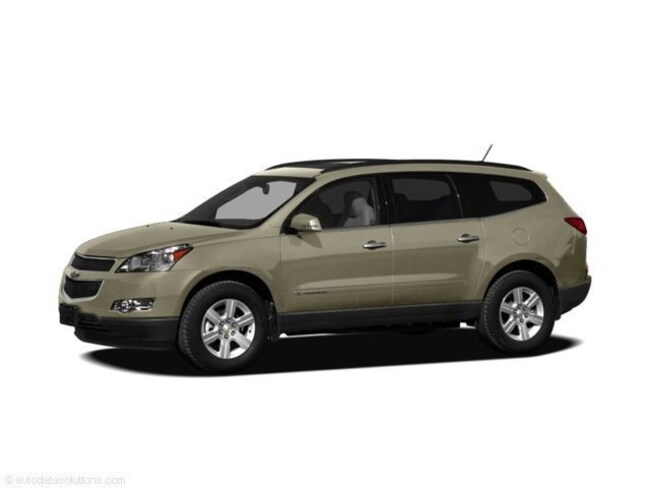 2012 Chevrolet Traverse LT SUV