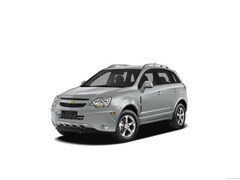 Used 2012 Chevrolet Captiva Sport LT SUV 3GNAL3E58CS548009 near Portland OR