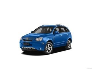Used 2012 Chevrolet Captiva Sport Fleet LT FWD  LT 3GNAL3E51CS640756 for sale in Seneca, SC near Greenville, SC