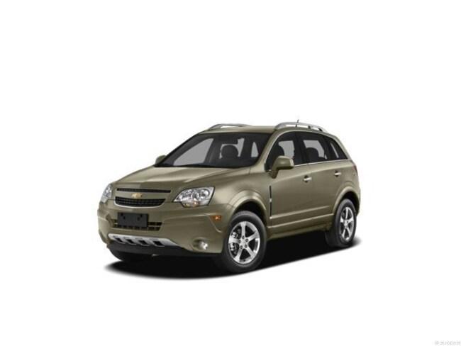 2012 Chevrolet Captiva Sport 2LS SUV