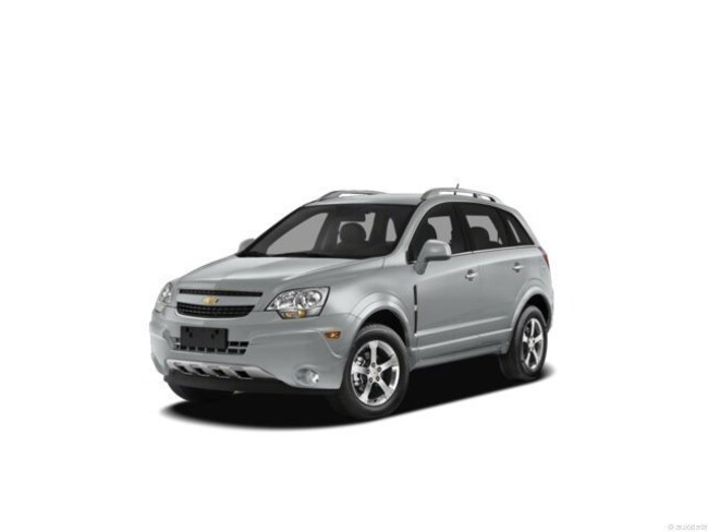 Used 2012 Chevrolet Captiva Sport Suv Ltz Silver Ice For Sale In