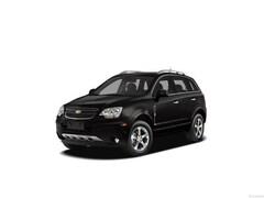 Used 2012 Chevrolet Captiva Sport LTZ SUV CS648551 in Cincinnati, OH