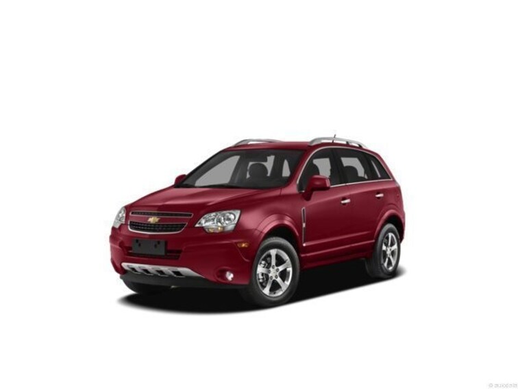 Used 2012 Chevrolet Captiva Sport For Sale In Cumberland Md