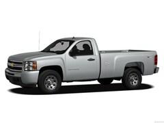 2012 Chevrolet Silverado 1500 Work Truck Truck