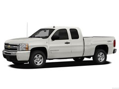 2012 Chevrolet Silverado 1500 LT 2WD Ext Cab 143.5 Truck Extended Cab