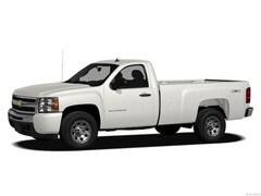 2012 Chevrolet Silverado 1500 Work Truck Truck Regular Cab