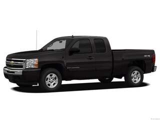 2012 Chevrolet Silverado 1500 4WD Ext Cab 143.5 LT Truck Extended Cab