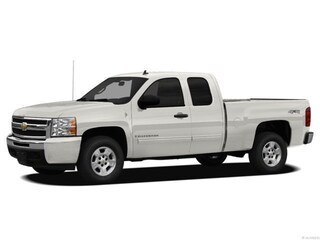 2012 Chevrolet Silverado 1500 LT Truck Extended Cab Used Car For Sale in Jeffersonville, IN