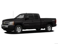 2012 Chevrolet Silverado 1500 LS Truck Extended Cab