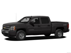 2012 Chevrolet Silverado 1500 LT RWD Truck Crew Cab