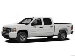 2012 Chevrolet Silverado 1500 LS Truck Crew Cab