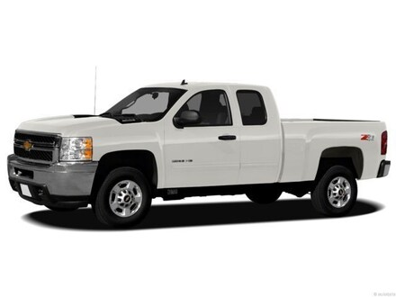 2012 Chevrolet Silverado 2500HD Work Truck Truck