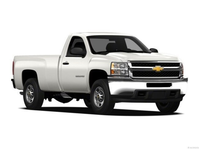 2012 Chevrolet Silverado 2500HD Work Truck 4WD Regular Cab Long Bed Truck Regular Cab