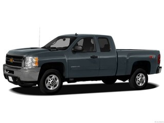 2012 Chevrolet Silverado 2500HD LT 4WD Extended Cab Truck Extended Cab
