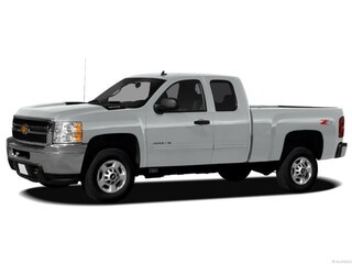 Used 2012 Chevrolet Silverado 2500HD 4WD Ext Cab 144.2 LT Extended Cab Pickup Grants Pass, OR