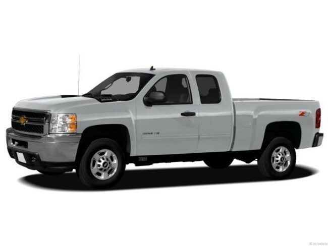 Used 2012 Chevrolet Silverado 2500 LT 4WD Ext Cab 144.2 LT Near Oshkosh