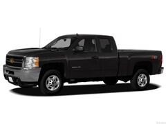2012 Chevrolet Silverado 2500H Truck Extended Cab