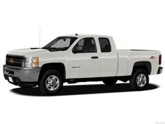 2012 Chevrolet Silverado 2500HD Work Truck 4x4 Work Truck  Extended Cab LB
