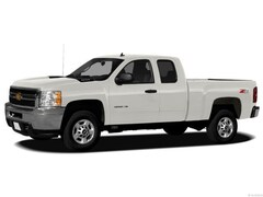 Used 2012 Chevrolet Silverado 2500HD WT Extended Cab Long Bed Truck