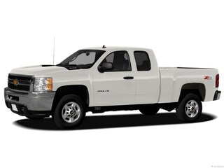 2012 Chevrolet Silverado 2500HD Work Truck 4WD Extended Cab Long Bed Truck Extended Cab