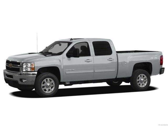 2012 Chevrolet Silverado 2500HD LT 4WD Crew Cab Truck Crew Cab
