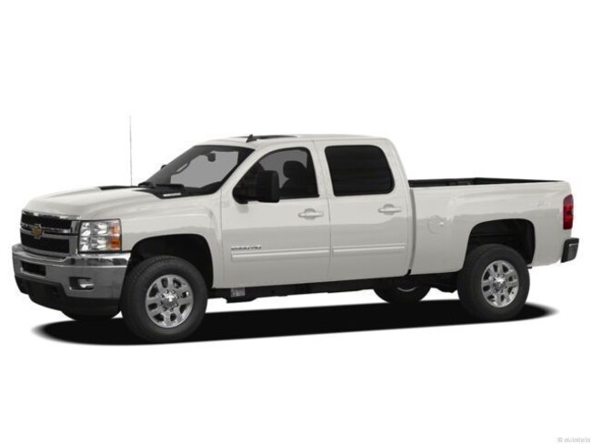 Used vehicle 2012 Chevrolet Silverado 2500HD LTZ 4WD Crew Cab 153.7 LTZ for sale near you in Grand Junction, CO