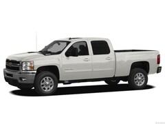 2012 Chevrolet Silverado 2500HD Work Truck 4WD Crew Cab Long Bed Truck Crew Cab
