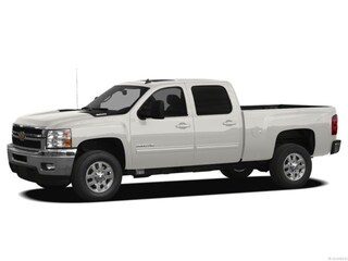 Used 2012 Chevrolet Silverado 2500HD Work Truck 4WD Crew Cab Long Bed Truck Crew Cab Twin Falls, ID