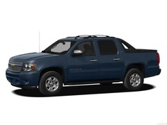 2012 Chevrolet Avalanche 1500 LS Crew Cab Short Bed Truck