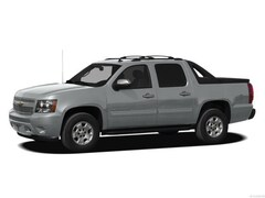 2012 Chevrolet Avalanche 1500 LT Crew Cab Short Bed Truck