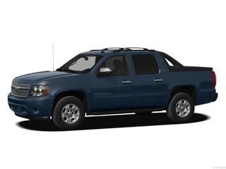 2012 Chevrolet Avalanche LTZ Truck Crew Cab