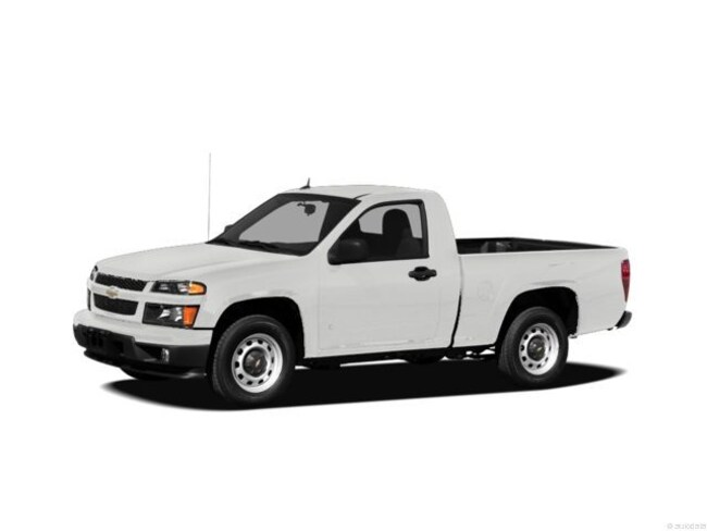 2012 Chevrolet Colorado Work Truck 4x2 Regular Cab Truck Regular Cab