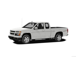 2012 Chevrolet Colorado Work Truck 4x2 Extended Cab Truck Extended Cab