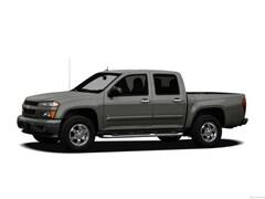 2012 Chevrolet Colorado 1LT 4x2 Crew Cab Truck Crew Cab