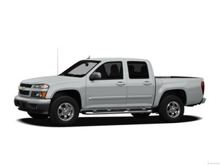 2012 Chevrolet Colorado Truck Crew Cab